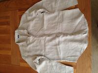 GAP Men's Stone Linen Shirt (XL) (never worn)