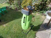 Challenge garden shredder.