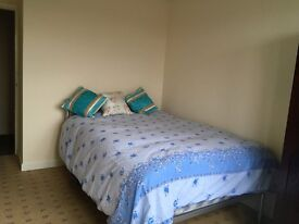 An SPARE ROOM in an Immaculate Large 2 BED FLAT SHARE