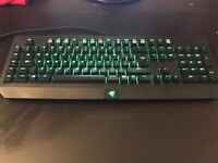 Razer Blackwidow Chroma PERFECT condition.