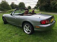 2002 Mazda MX5 1600cc (Phoenix) 88k Very Good Condition