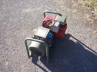 generator petrol briggs and stratton engine
