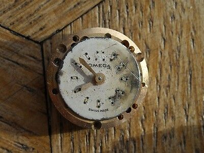 OMEGA movement  Cal. 440 for parts.