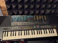 Yamaha PSS 480 Synthesizer and workstation