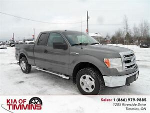 2013 Ford F-150 XLT 3.7L V6 4X4 LOW KM