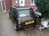 Austin Rover morris mini equinox project spares or repairs
