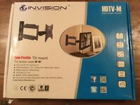 """TV wall mount (for screen size 26""""-55"""") -unopened"""