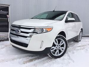 2013 Ford Edge SEL, FULLY LOADED, PANORAMIC SUNROOF.