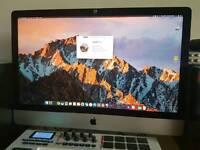 iMac 2013 16gb 500gb SSD