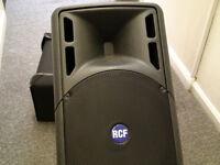 RCF ART 315A MK2. Pair of P.A Speakers