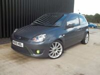 2005 (55) Ford Fiesta 1.6 TDCi Zetec S 3dr £30 Road Tax For The Year, May Px