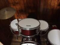 Kids drums set