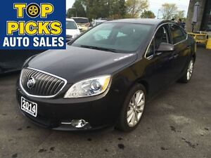 2014 Buick Verano ALLOYS, POWER SEAT, FOG LIGHTS, AND ONLY 35,00