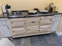 AGA 4 oven Gas with additional 2 gas burners