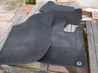 Citroen C1 mats