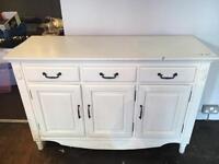 Shabby chic dresser/ sideboard