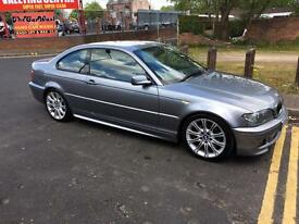 BMW 330cd Msport 2004