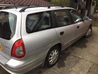 Daewoo Nubira SE 1.6 (2000) very low mileage