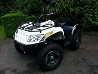1000 XT 4X4 AUTO / FULLY ROAD LEGAL ** NO VAT ** ABSOLUTELY AS BRAND NEW ** NEVER USED IN THE WET **