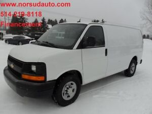 2013 Chevrolet Fourgonnette Express utilitaire