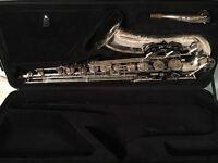Keilwerth sx90r silver silverstar tenor saxophone 20 year special edition