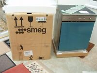 Smeg 60cm Built-in ASM8300 DWD1SSE-1 Stainless Steel Front Brand New, never been used, still in box
