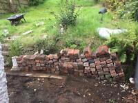 Red belfast brick