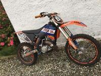 Ktm sx125 2011