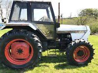David brown/case 1494 turbo tractor 4wd no vat 1 owner