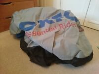 Oxford motorcycle dust cover