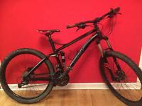 Ghost ASX 4900 Suspension Bike downhill bike down hill mountain bike