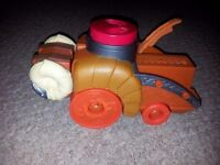 Fisher Price Imaginex Castle and Accessories