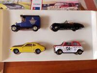 Corgi collection 75th Anniversary celebration Civil Service Motoring Ass. Limited edition boxed set.