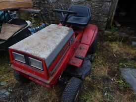 Lawnflite ride on mower