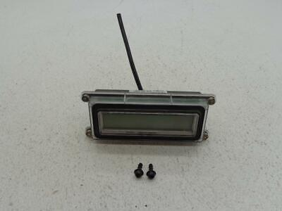 Victory Cross Country Tour RADIO CONTROL N TOUCH DISPLAY SCREEN