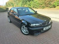 2003 53 REG BMW E46 316i M SPORT SALOON * LONG MOT *