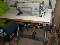 Highlead Industrial WALKING FOOT TOP & BOTTOM FEED Sewing machine Model GC0318-1
