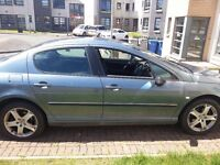 Peugot 407 Best For Spares But Could Repair if Wanted