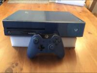 XBox one 1TB Forza 6 Limited Edition plus games