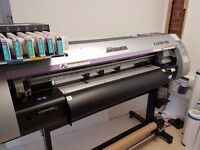 Mimaki CJV 30 100 Print & Cut Large Format Printer