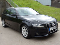 AUDI A4 2.0 AVANT TDI SE DPF 5d 141 BHP SERVICE RECORD + PARKING AID + 1 OWNER FROM NEW +