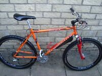 CLAUD BUTLER MIURA adult mountain bike for sale