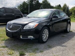 2011 Buick Regal CXL-TURBO / LEATHER / SUNROOF