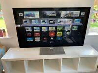 A LOVELY PANASONIC TX-P55VT65B 55 Inch Plasma HD 1080p 3D Smart TV - Good Condition