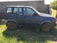 1995 nissan terrano for parts