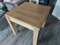NEXT EXTENDING DINING TABLE ONLY FOR SALE
