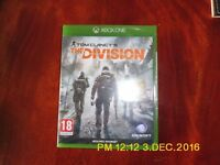 Tom Clancy's The Division Xbox One *NEW*