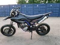Yamaha wr 125 2014