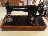 Singer 201K4 Sewing Machine