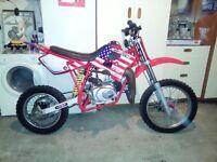 90cc pit bike
